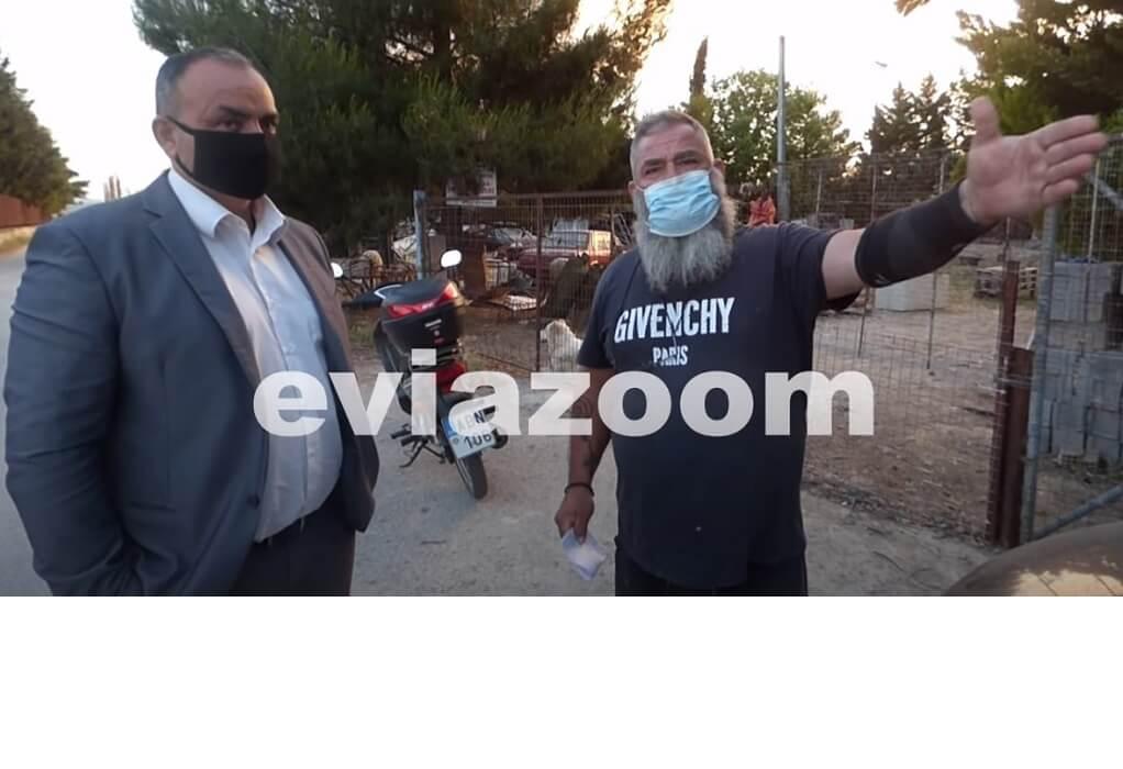 Εύβοια: Ιερέας άνοιξε φέρετρο νεκρού από κορωνοϊό και φώναζε (VIDEO)