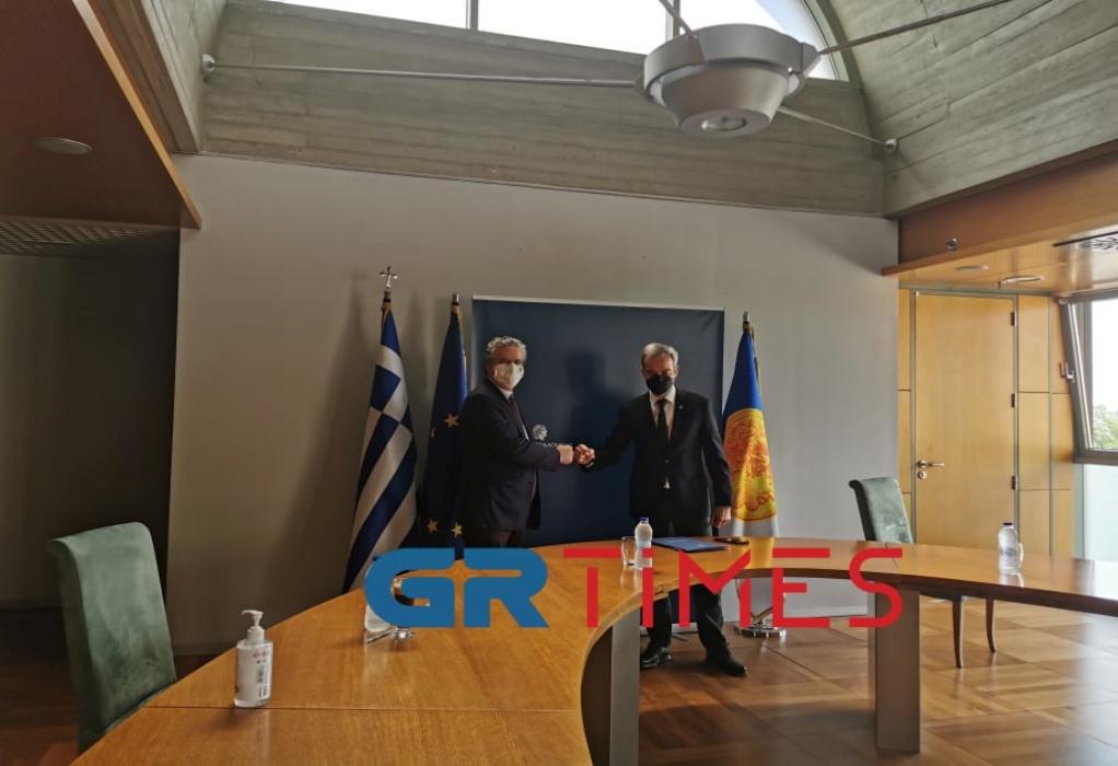 """Ζέρβας: Η Θεσσαλονίκη πρέπει να αποκτήσει """"Συνήγορο του Πολίτη"""""""