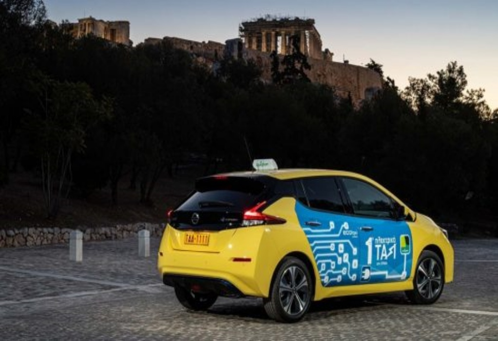 Σκρέκας: 2.000 νέα ηλεκτρικά Ταξί με επιδότηση 22.500 ευρώ
