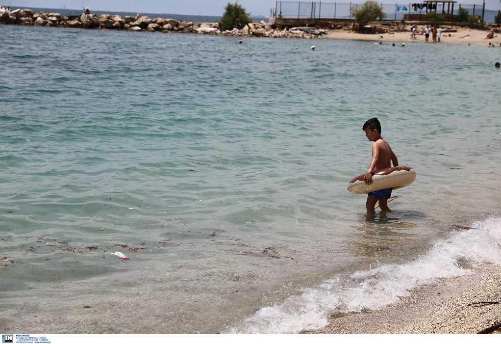 """Δ.Ωραιοκάστρου: Ξεκινά 5/7 το πρόγραμμα """"Παιδί και Θάλασσα"""""""
