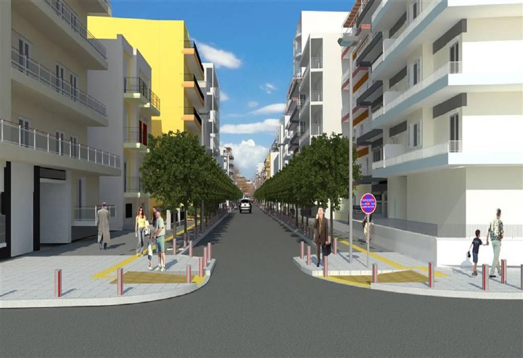 Δήμος Θεσσαλονίκης: «Λίφτινγκ» σε γειτονιές με έργα 6,2 εκατ. ευρώ