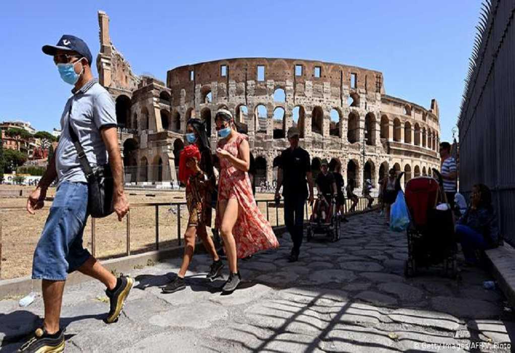 Ιταλία: Το green pass θα χρησιμεύει και για τις επισκέψεις των συγγενών των ασθενών
