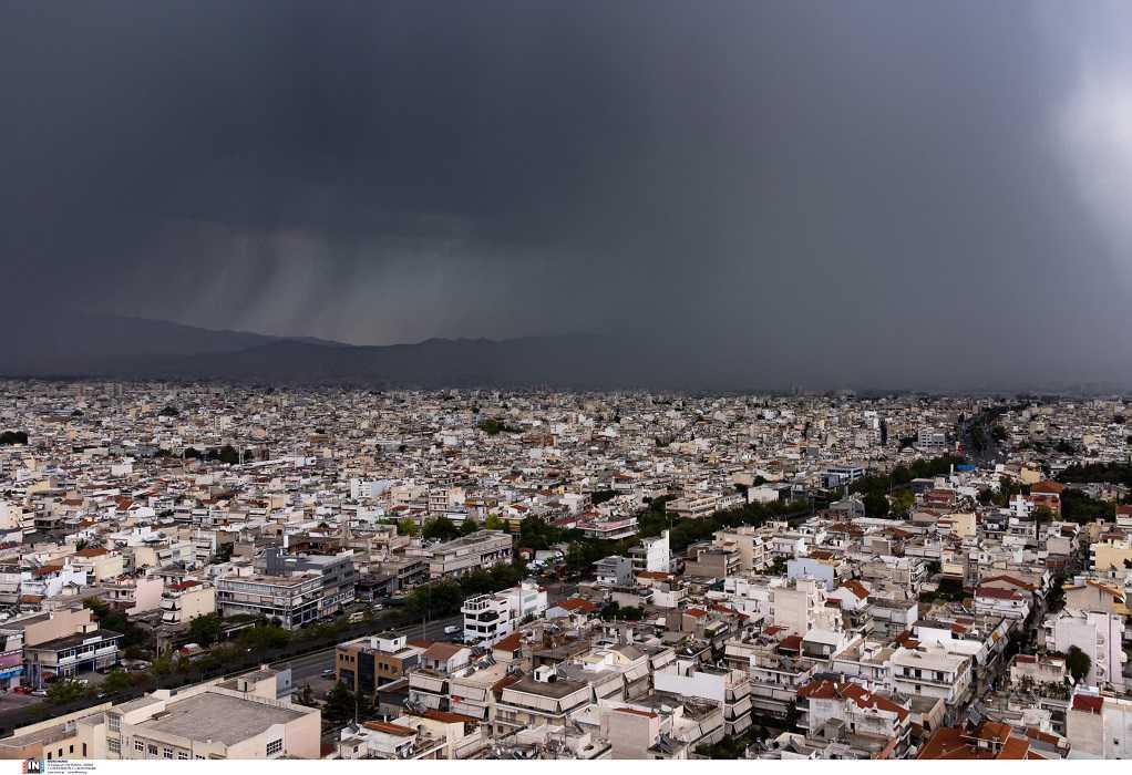 Συνεχίζεται και το Σάββατο ο άστατος και βροχερός καιρός – Ποιες περιοχές θα επηρεαστούν