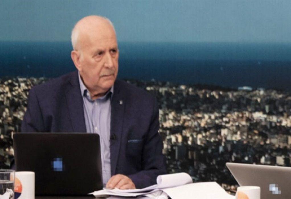 Έξαλλος ο Γιώργος Παπαδάκης – Τον αποκάλεσαν «σκουλήκι περιπτερά» (VIDEO)