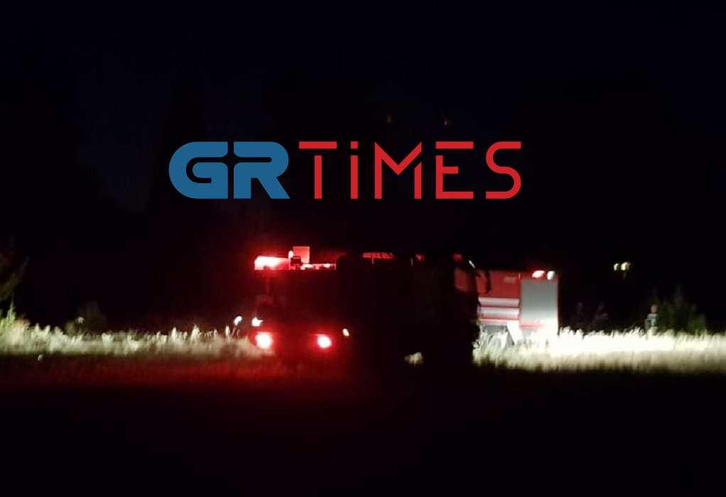 """Περαία: Νέα φωτιά στα """"Τσαΐρια"""""""