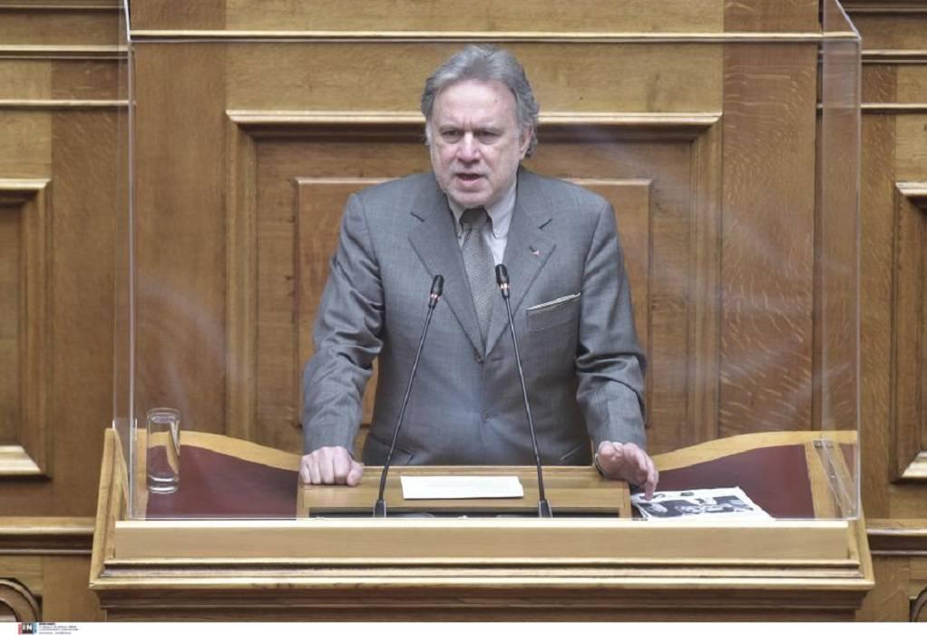 Κατρούγκαλος: Θατσερικής έμπνευσης το εργασιακό -Θα ψηφίσουμε τις θετικές διατάξεις (ΗΧΗΤΙΚΟ)
