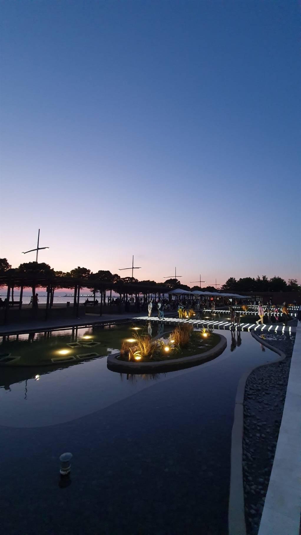 Θεσσαλονίκη: Εντυπωσιακός ο ανακαινισμένος Κήπος του Νερού, φωτογραφία-3