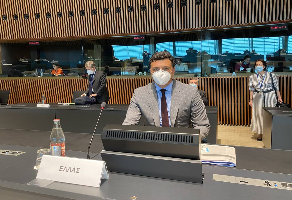 ΕΕ: Στο Συμβούλιο Υπουργών Υγείας ο Β. Κικίλιας
