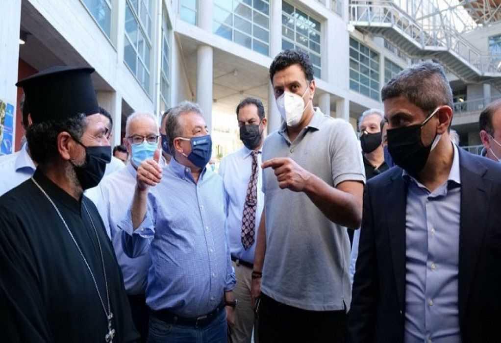 Κικίλιας: Από 6 Ιουλίου ξεκινούν οι εμβολιασμοί κατ' οίκον στην Κρήτη