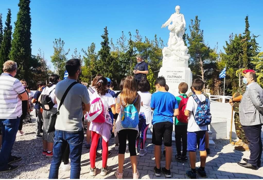 """Δήμος Κιλκίς: Πρωινοί """"Ιστορικοί Περίπατοι"""" στο Πολεμικό Μουσείο"""