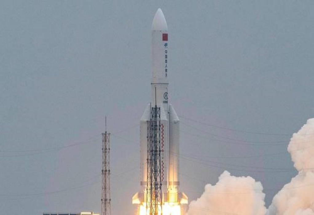 Κίνα: Στον «αέρα» το επανδρωμένο διαστημόπλοιο Shenzhou-12