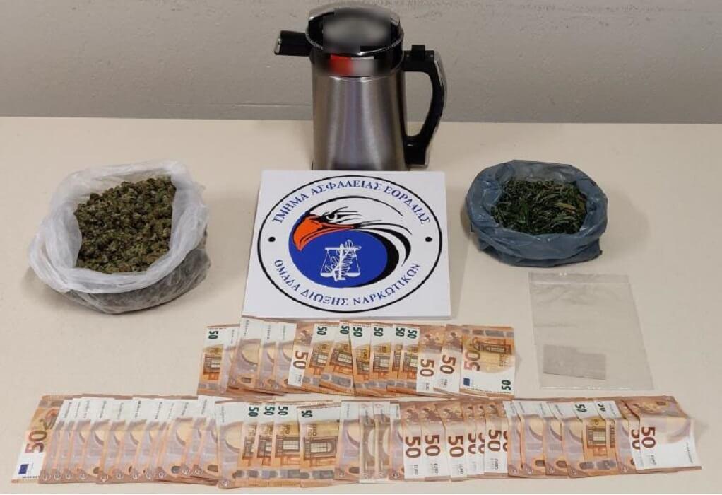 Θεσσαλονίκη: Στα χέρια της αστυνομίας έμποροι ναρκωτικών (VIDEO)