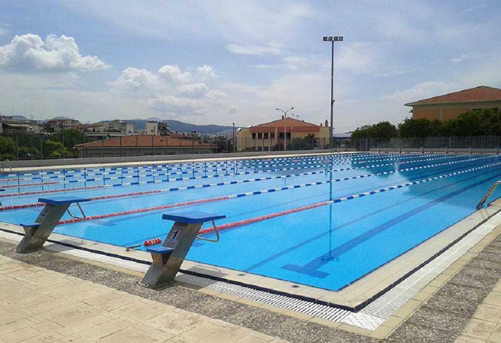 Πρώτες βουτιές στο Δημοτικό Κολυμβητήριο Δήμου Παύλου Μελά την 1 Ιουλίου