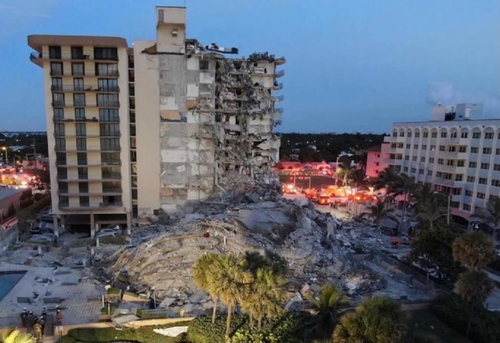 Μαϊάμι: Είχαν ανακαλύψει ότι το συγκρότημα κατοικιών βυθιζόταν σταδιακά