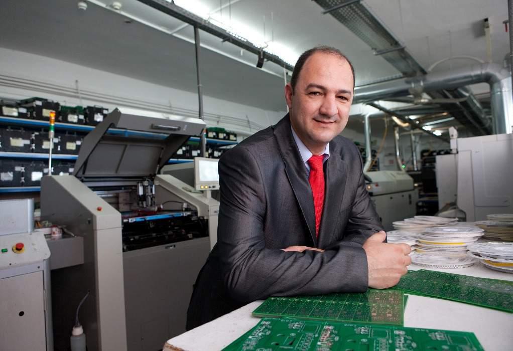 Δ. Λακασάς: H Οlympia Electronics καινοτομεί, επενδύει και πάει Αυστραλία