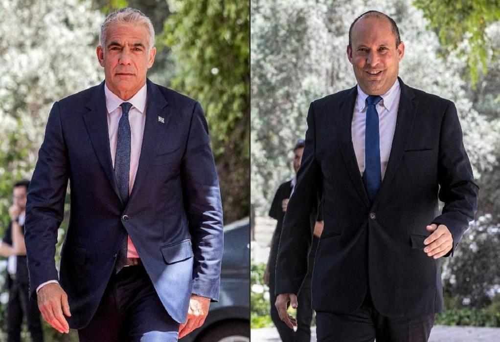 Ισραήλ: Τέλος εποχής για Νετανιάχου- Ο Λαπίντ σχημάτισε κυβέρνηση