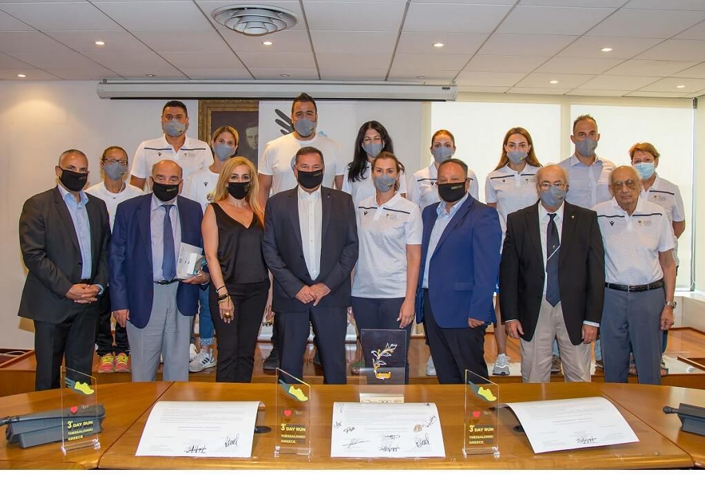 Σύμφωνο Συνεργασίας για να αποκτήσει η Θεσσαλονίκη δικό της Μαραθώνιο πόλης