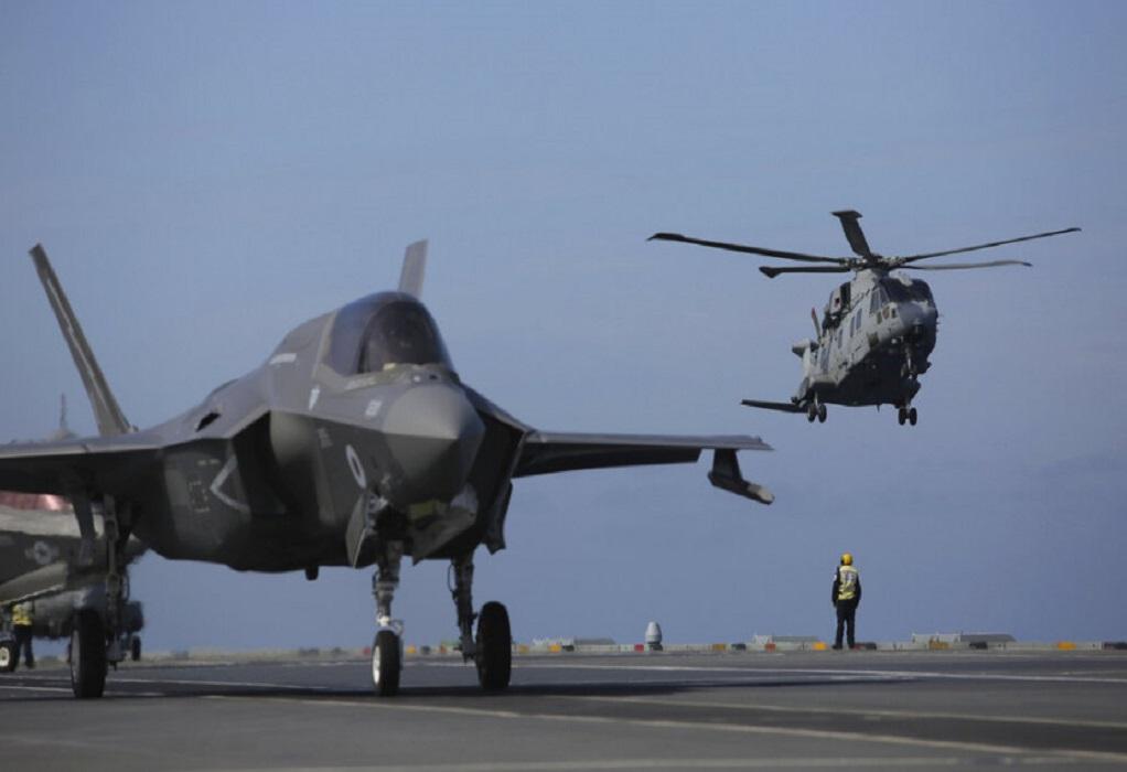 Εγκρίθηκε ομόφωνα το νομοσχέδιο για την αμυντική συμφωνία ΗΠΑ-Ελλάδας