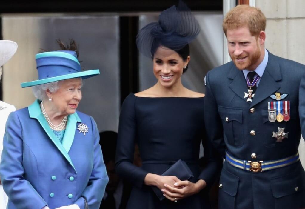 Yποχώρηση Ελισάβετ: Κάλεσε τον πρίγκιπα Χάρι στο παλάτι για γεύμα