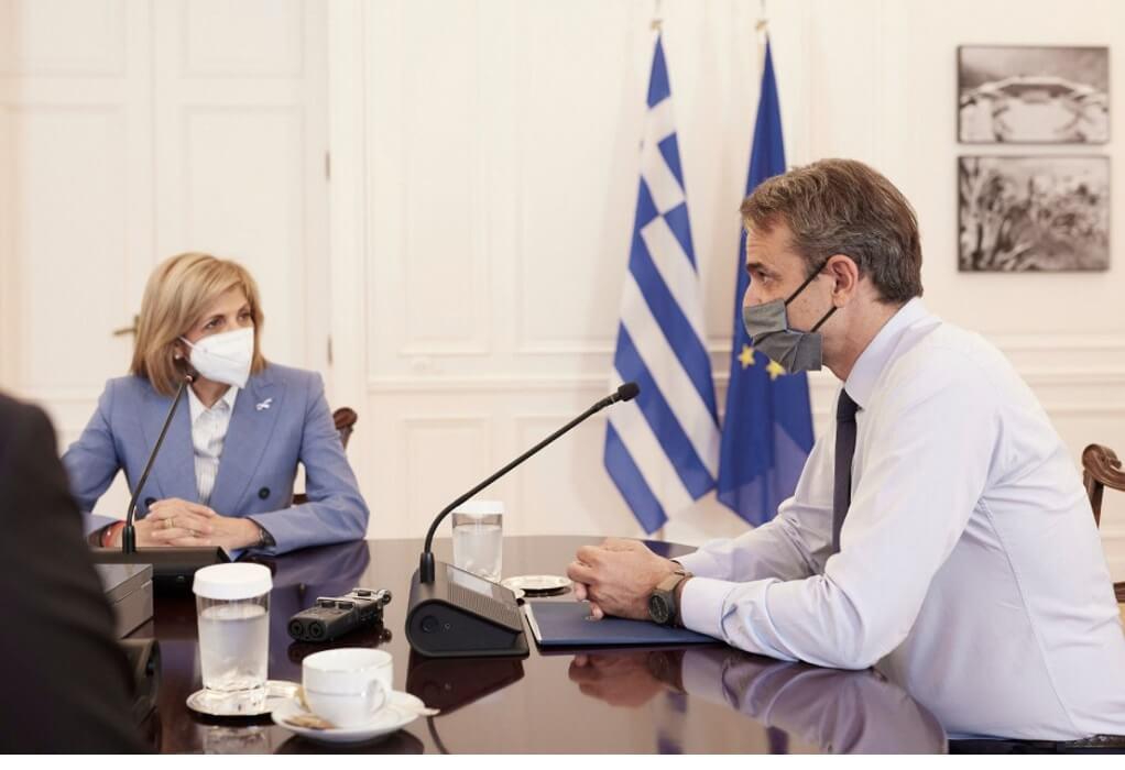 Μητσοτάκης: Επαρκή εμβόλια και για τον χειμώνα, αν χρειαστεί επιπλέον ενισχυτική δόση