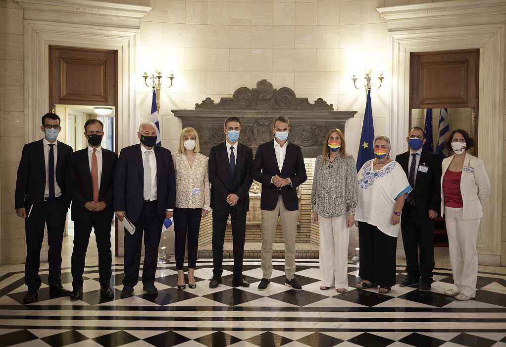 Κυρ. Μητσοτάκης: Ο κοινωνικός αποκλεισμός δεν είναι μόνο αντιδημοκρατικός αλλά και βαθιά αντιπαραγωγικός