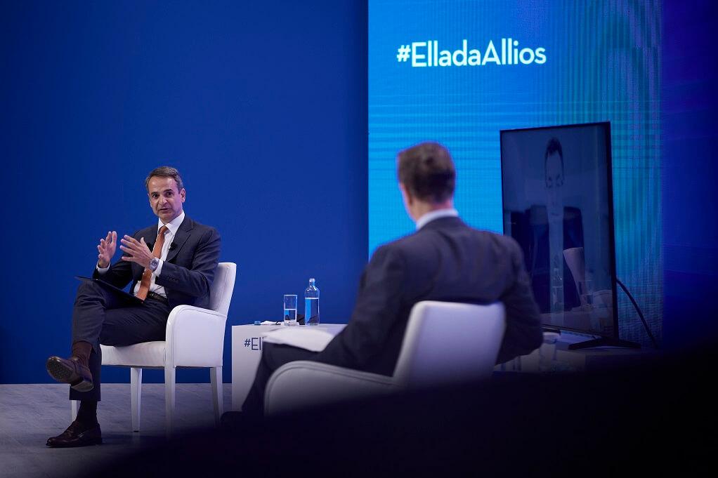 Τα μηνύματα του πρωθυπουργού από τη συζήτηση με Μπουρλά και  Παπαλεξόπουλο