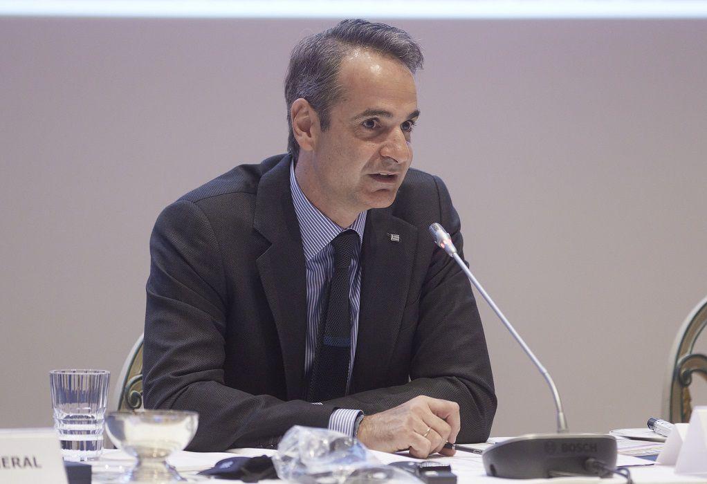Μητσοτάκης: Η κυβέρνηση έχει μία αναγνώριση που υπερβαίνει τα κομματικά όρια