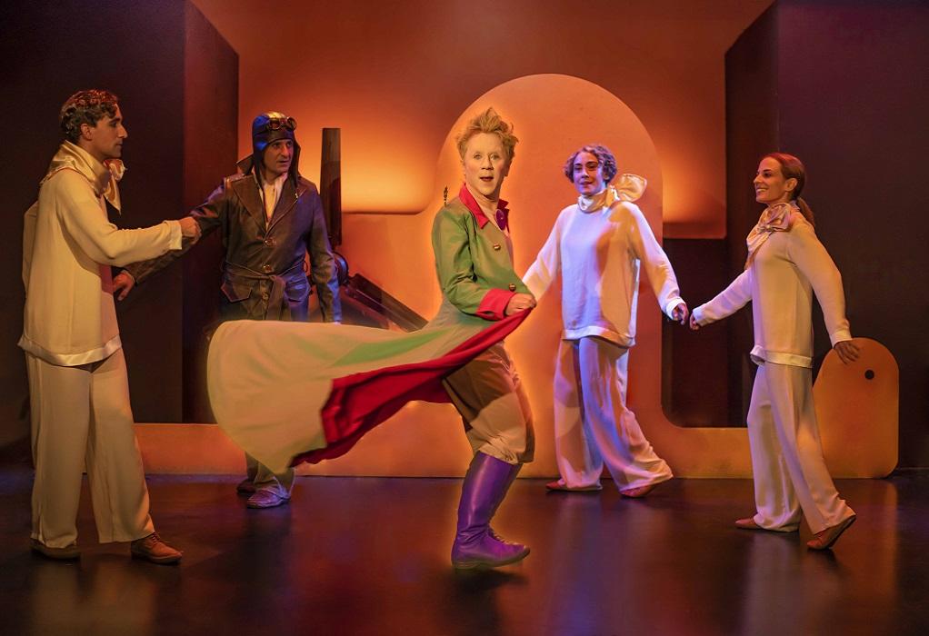 Ανοιχτό Θέατρο Συκεών: «Ο Μικρός Πρίγκιπας» με τον Θανάση Τσαλταμπάση
