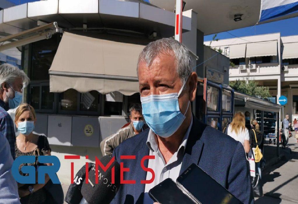 Γιαννάκος: Παραχαλαρώσαμε και μακάρι να μην το πληρώσουμε με 4ο κύμα πανδημίας (VIDEO)