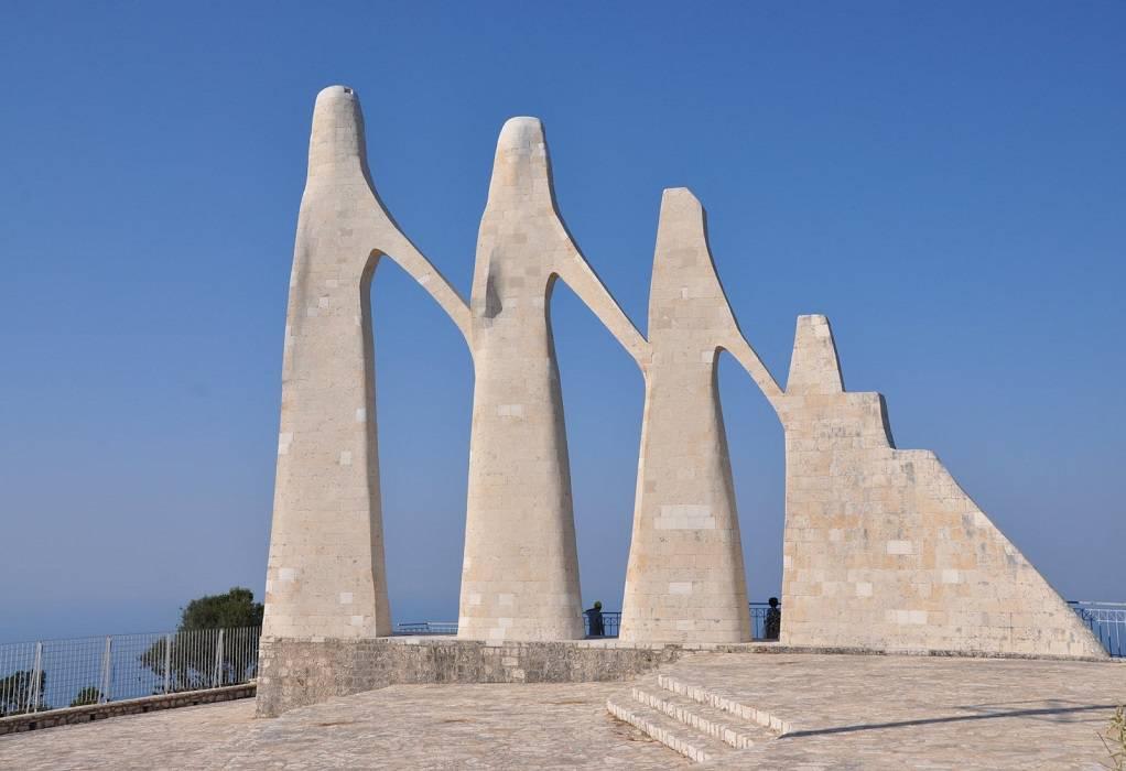 Μνημείο Νεότερης Πολιτιστικής Κληρονομιάς το «Μνημείο Ζαλόγγου»