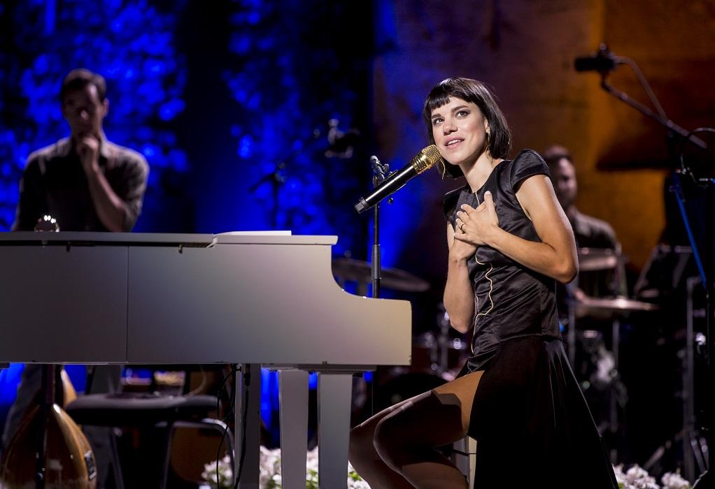 Μέγαρο Μουσικής Θεσσαλονίκης: Συναυλία με τη Μόνικα και ελεύθερη είσοδο