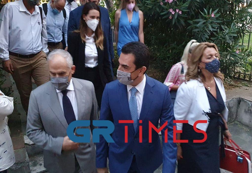 Σκρέκας: Η πολυπολιτισμική Θεσσαλονίκη στην 17η Bienniale