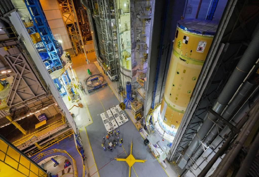 NASA: Nέο διαστημόπλοιο, ψηλότερο από το Άγαλμα της Ελευθερίας