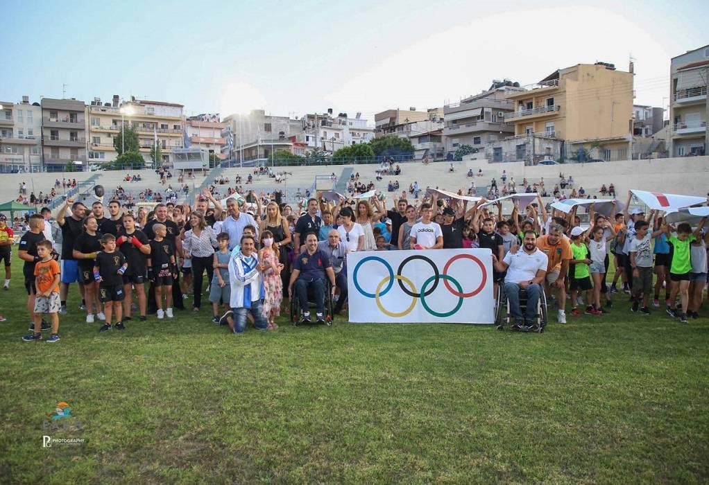 Κρήτη: Πώς τιμήθηκε η Ολυμπιακή Ημέρα στο Ηράκλειο