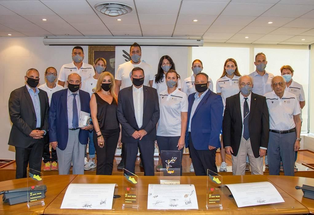 Ολυμπιακό Μουσείο: Σύμφωνο συνεργασίας με την ΕΣΟΑ