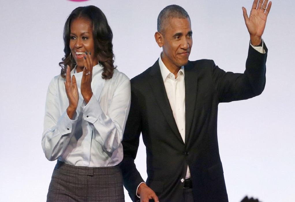 Το ζευγάρι Ομπάμα σε τηλεοπτική σειρά του Netflix