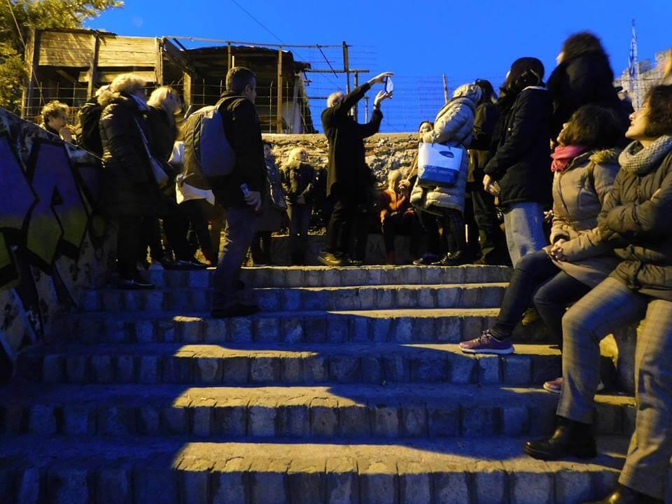 Thessaloniki Walking Tours: Η υπόθεση Παγκρατίδη