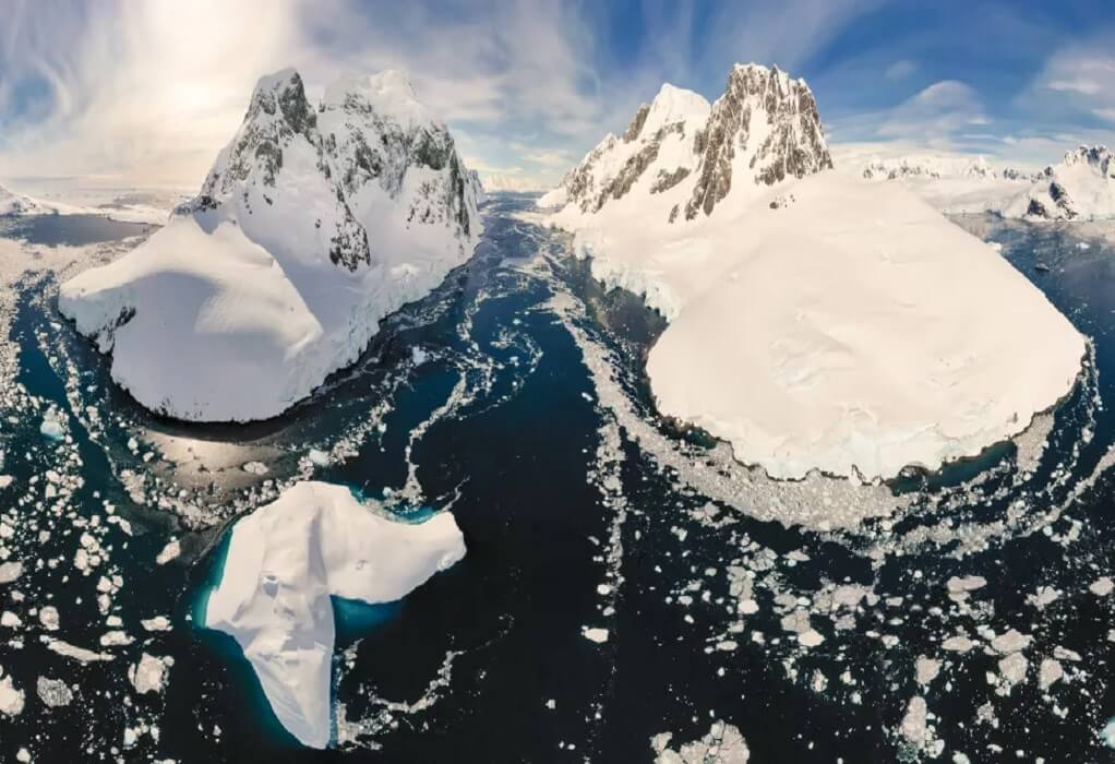 National Geographic: Σχηματίστηκε πέμπτος ωκεανός στη Γη