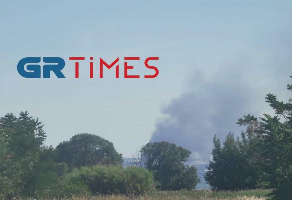 Θεσσαλονίκη: Φωτιά στα Τσαΐρια