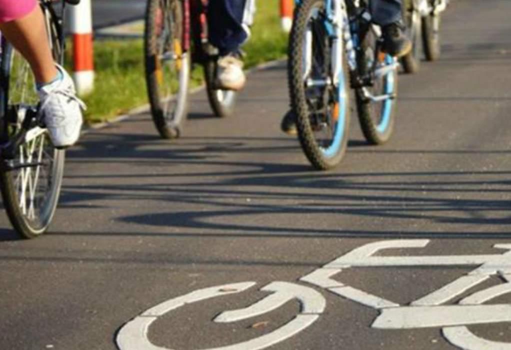 Δ. Αμπελοκήπων-Μενεμένης: Εκδήλωση εκπαίδευσης παιδιών για τη σωστή χρήση των ποδηλάτων