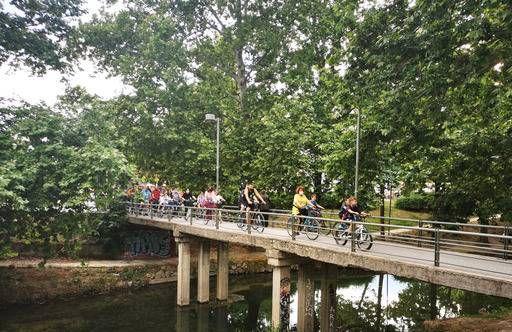 Τρίκαλα: Μεγάλη ποδηλατάδα για την Παγκόσμια Ημέρα Ποδηλάτου