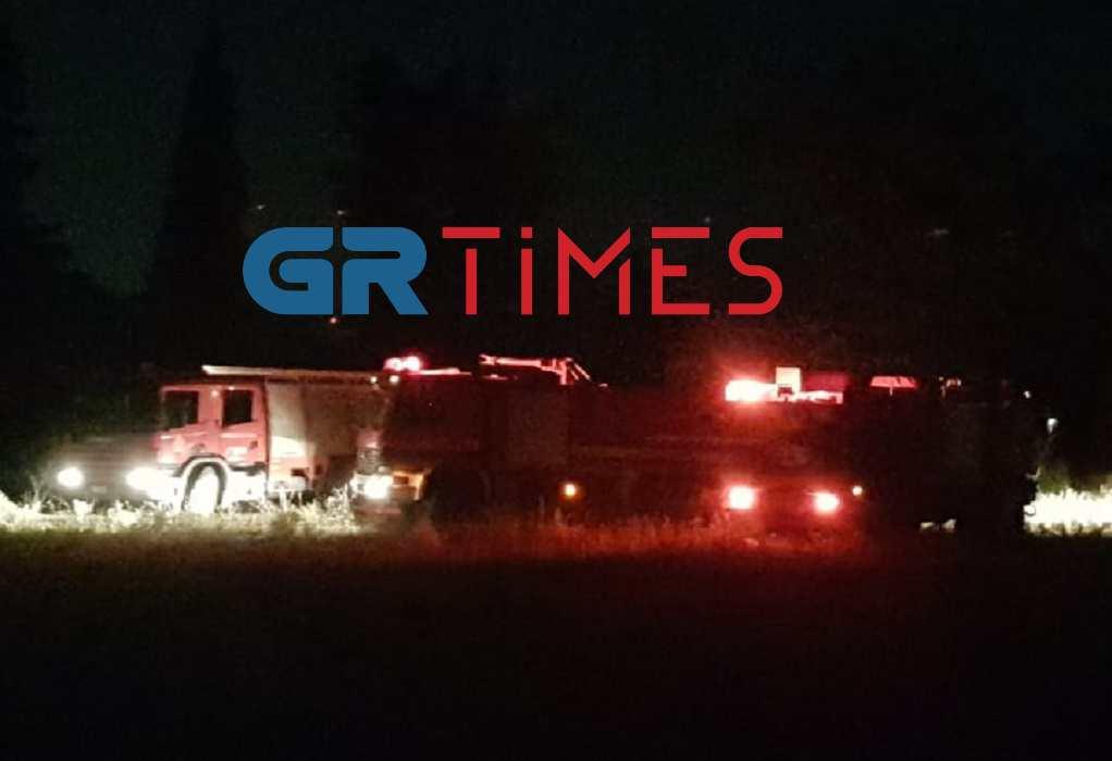 Θεσ/νίκη: Εμπρησμό «βλέπουν» για τη φωτιά στο Λιβάδι Θέρμης