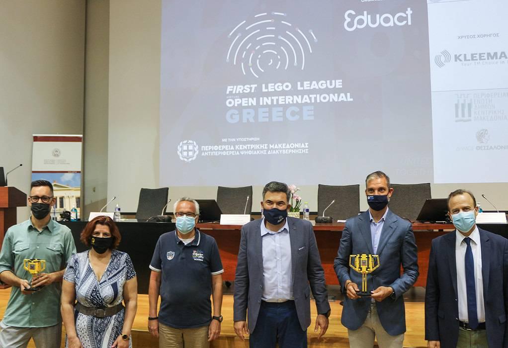 Πρωτάθλημα Ρομποτικής: για 1η φορά στην Ελλάδα με 200 ομάδες από όλο τον κόσμο