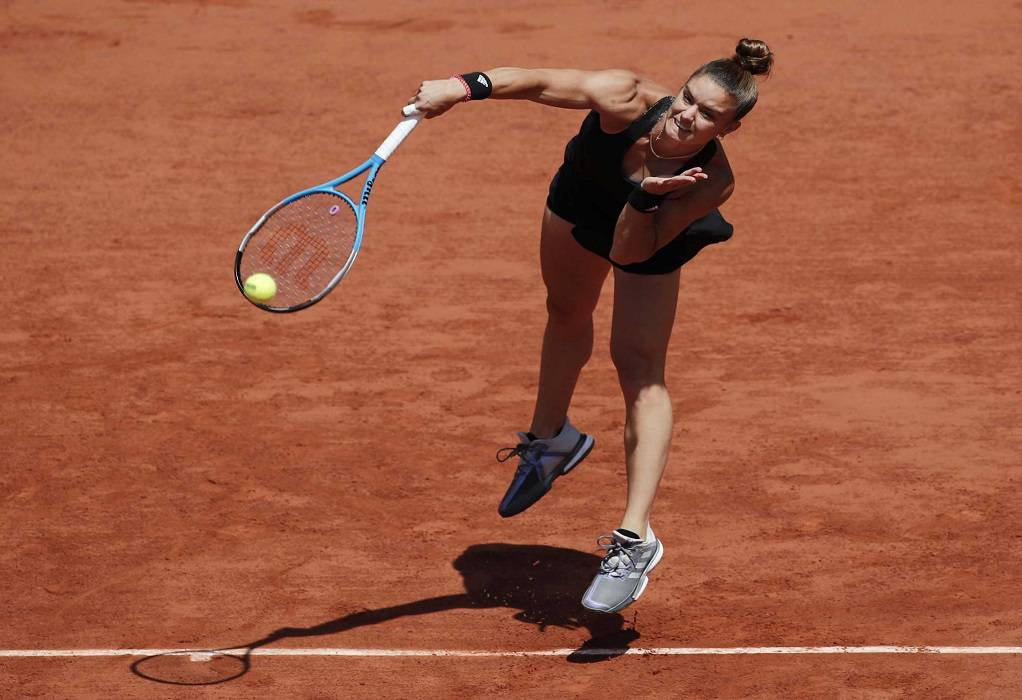 Roland Garros: Μαρία Σάκκαρη εναντίον της Ίγκα Σφιόντεκ