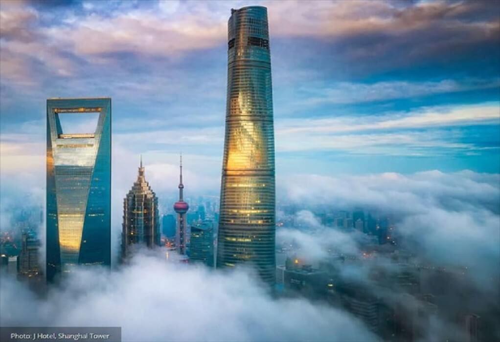 Σανγκάη: To πιο ψηλό ξενοδοχείο στον κόσμο ανοίγει τις πύλες του