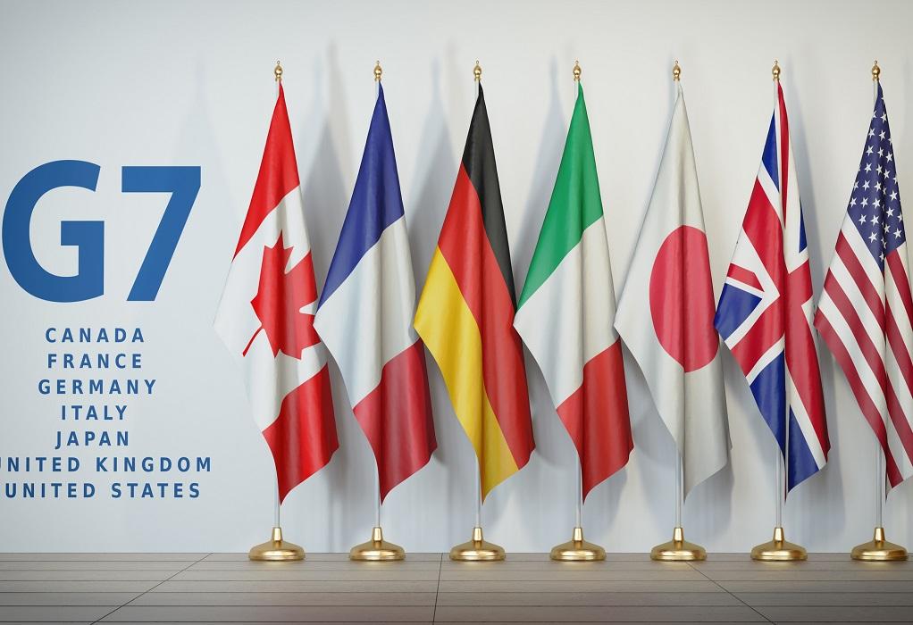 G7: Συνάντηση των υπουργών Οικονομικών σήμερα στο Λονδίνο