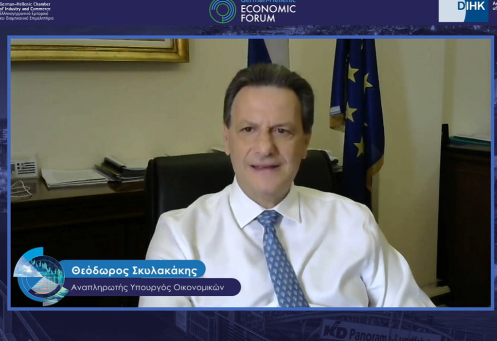 Ελλάδα- Γερμανία: Oικονομική, πράσινη και ψηφιακή win- win συνεργασία