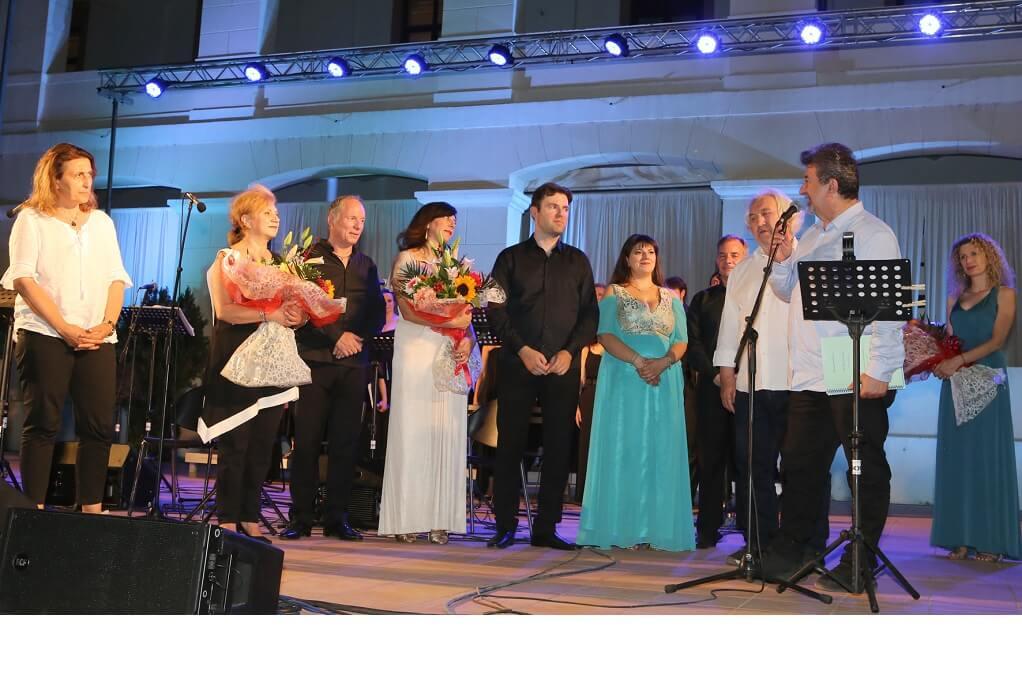 Δ. Νεάπολης-Συκεών: Εντυπωσίασε η 'Συναυλία Αγάπης' στη Μονή Λαζαριστών