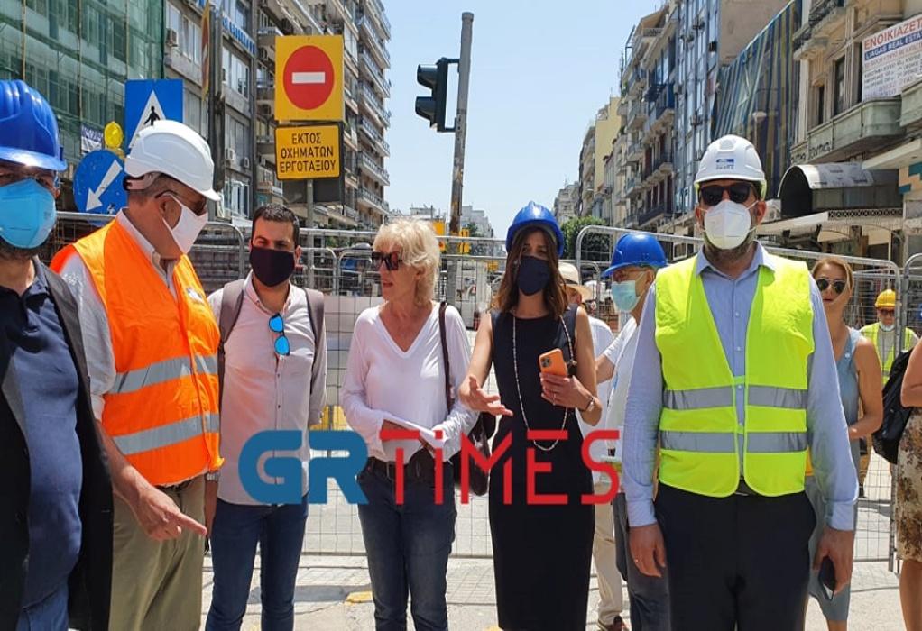 Ν. Παππάς: Εξ αιτίας Μητσοτάκη – Καραμανλή, οι Θεσσαλονικείς δεν έχουν Μετρό (ΦΩΤΟ-VIDEO)