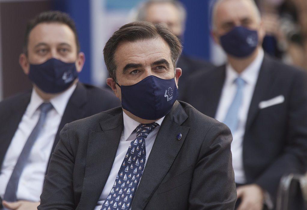 Διήμερη επίσκεψη του Μ. Σχοινά στην Ελλάδα